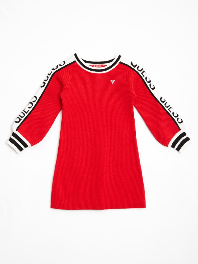 Logo Sweater Dress (2-7)