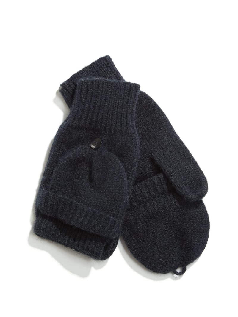Knit Convertible Gloves