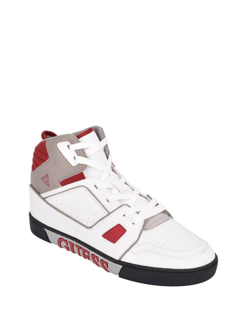 Abrams High-Top Sneakers