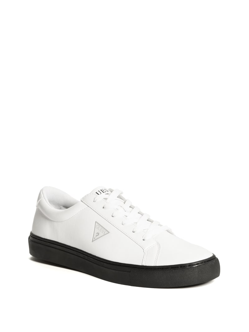 Barex Contrast Sole Low-Top Sneakers