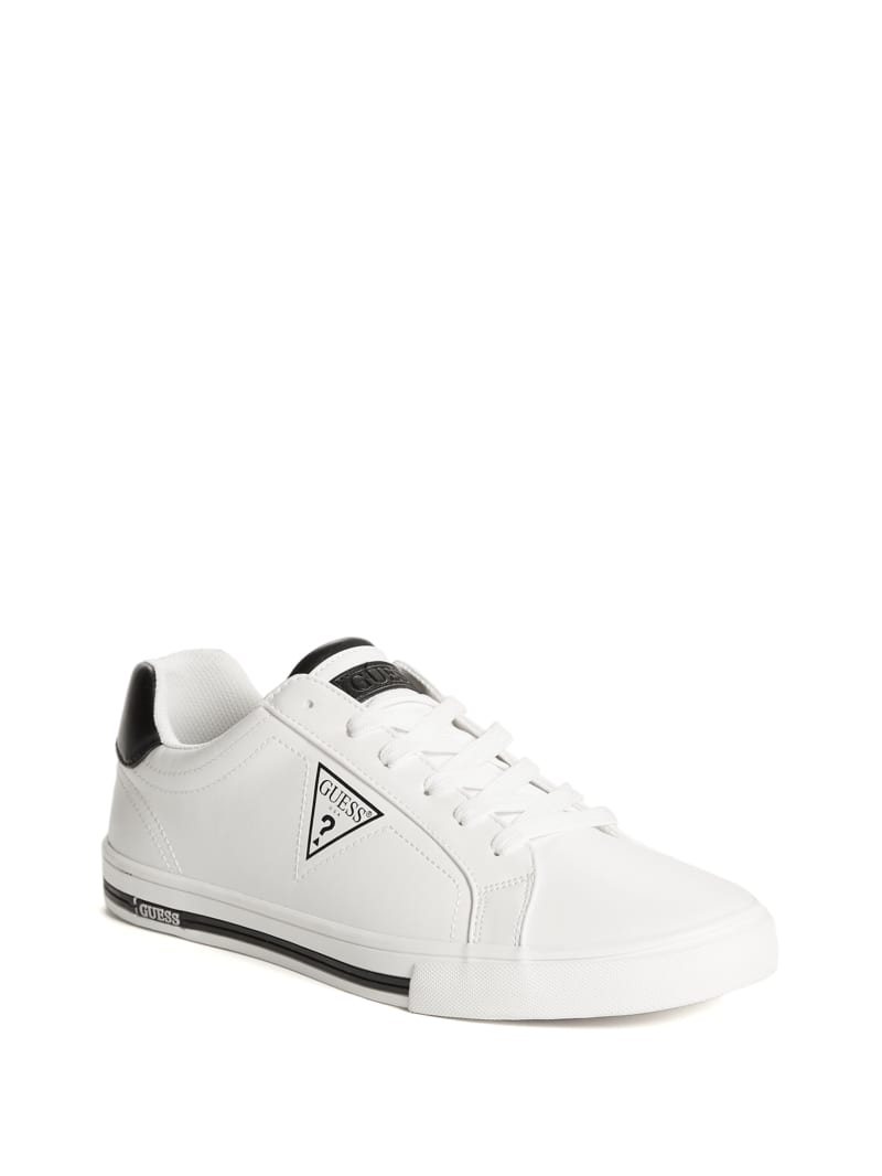 Mako Stitched Low-Top Sneakers
