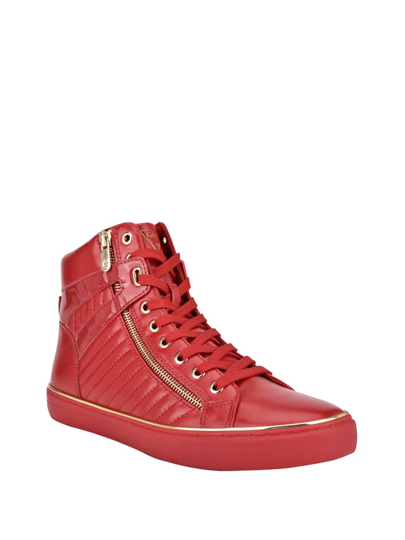 Million High-Top Sneakers