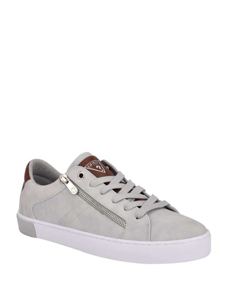 Pecan Logo Sneakers