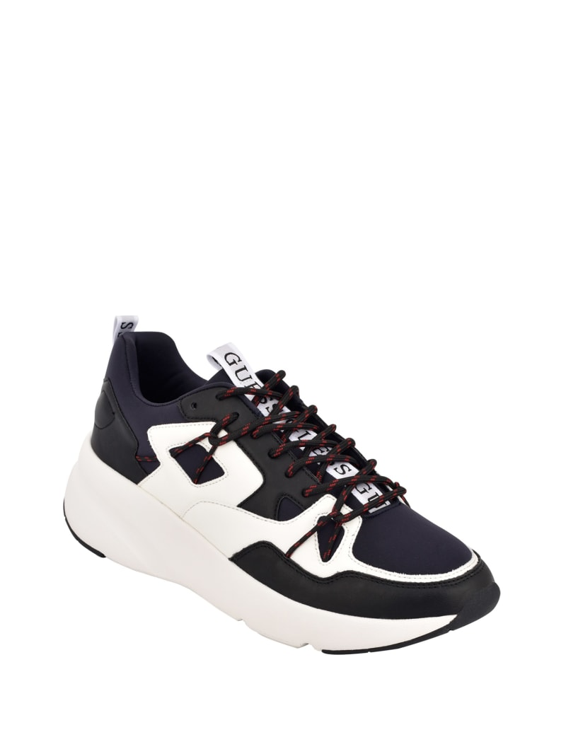 Tendrick Chunky Low-Top Sneakers