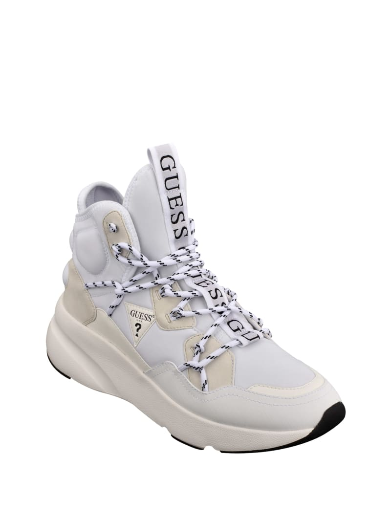 Tenso High-Top Basketball Sneakers
