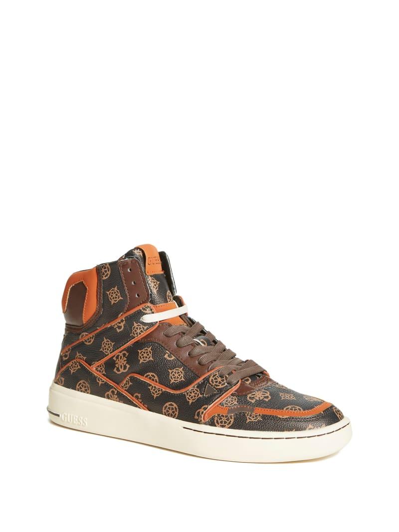 Verona High-Top Basketball Sneakers