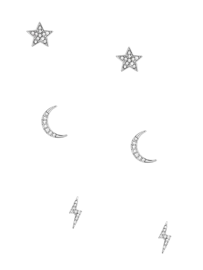 Celestial Stud Earrings Set