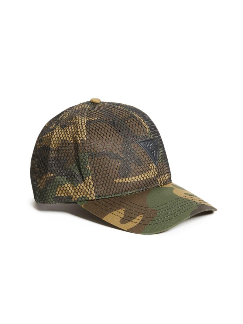 Tyler Mesh Triangle Baseball Hat