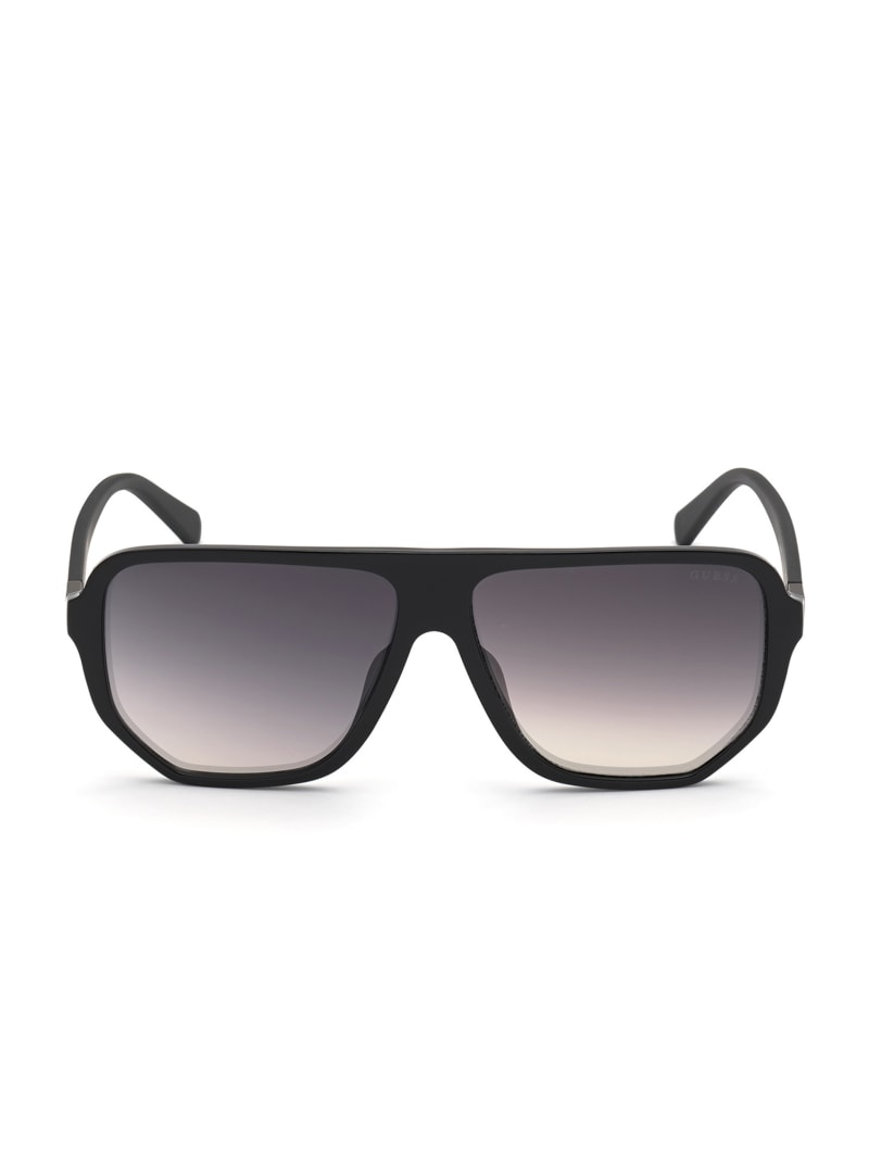 Pilot Shield Sunglasses