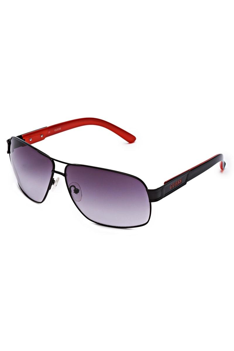 Metal Navigator Sunglasses