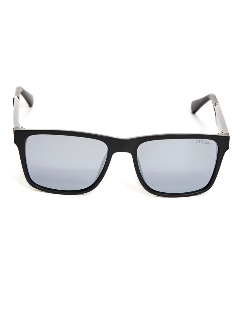 Square Flash Sunglasses