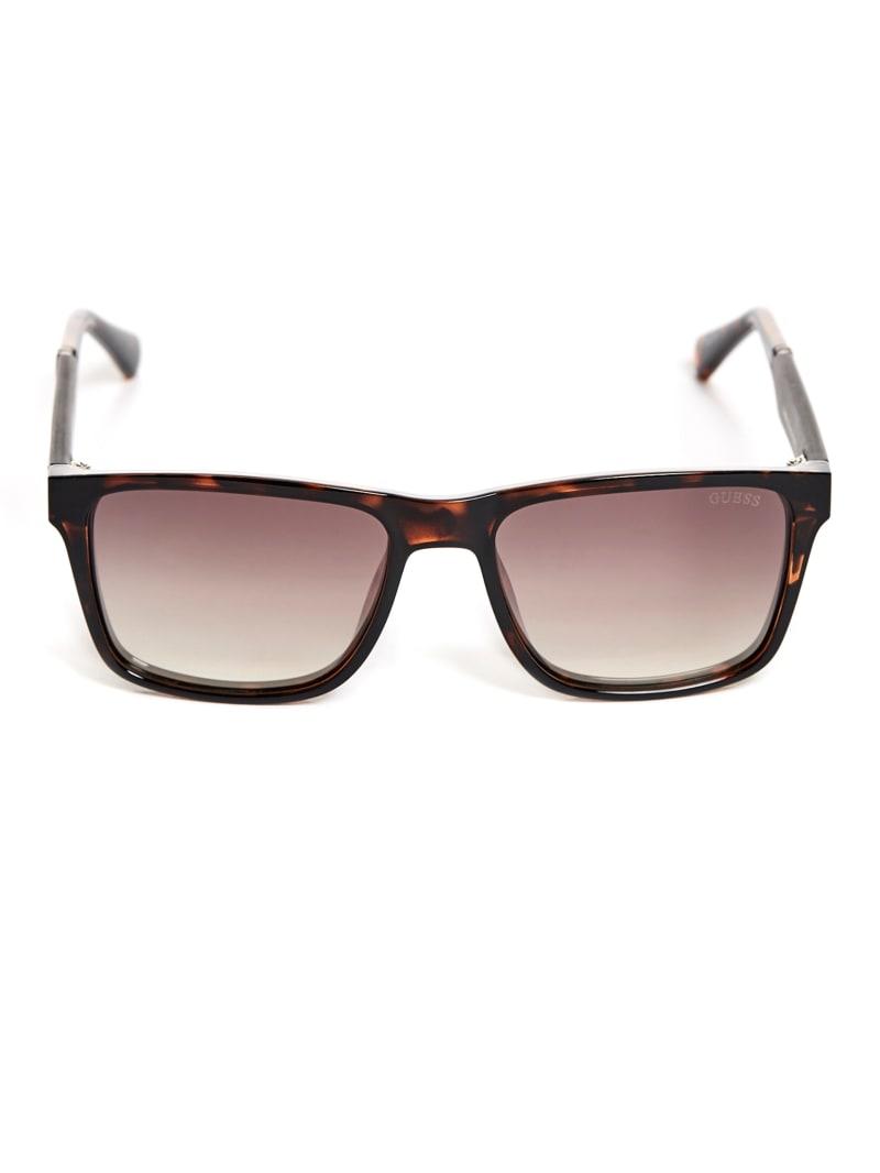 Square Flash Sunglasses
