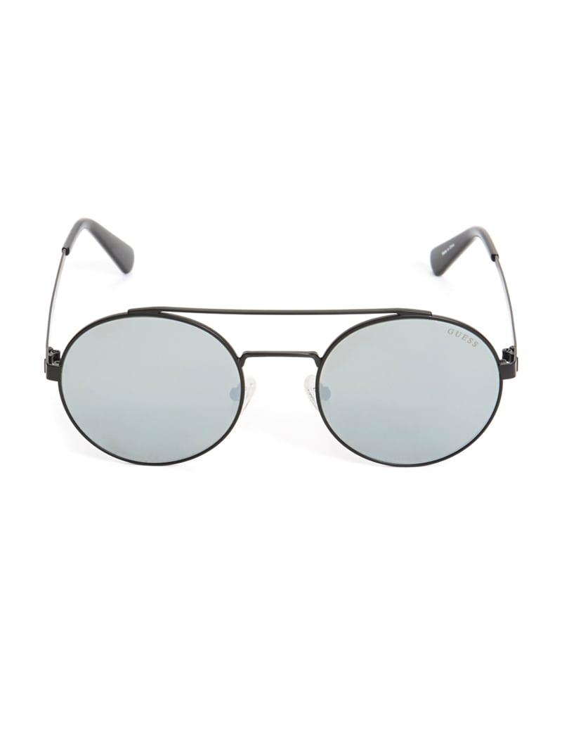 Jack Round Aviator Sunglasses
