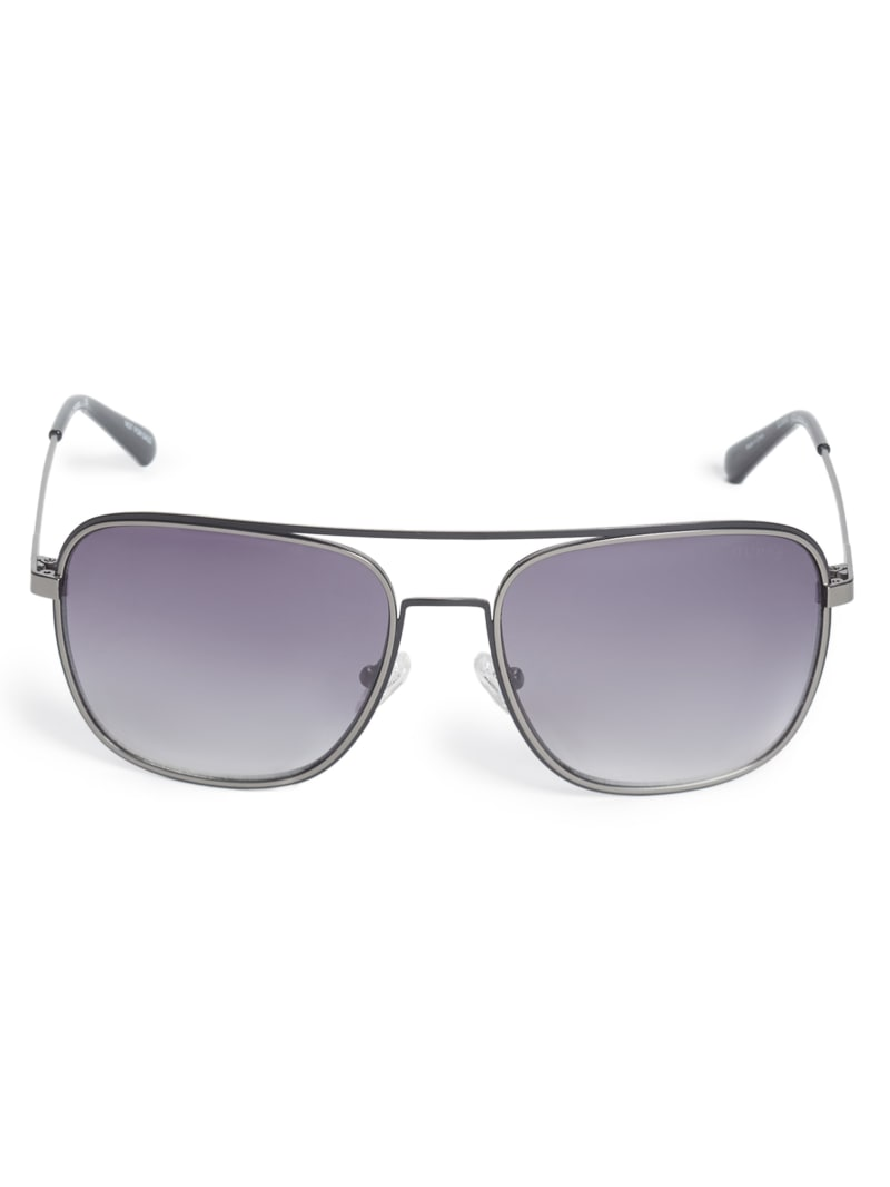 Wire Aviator Sunglasses
