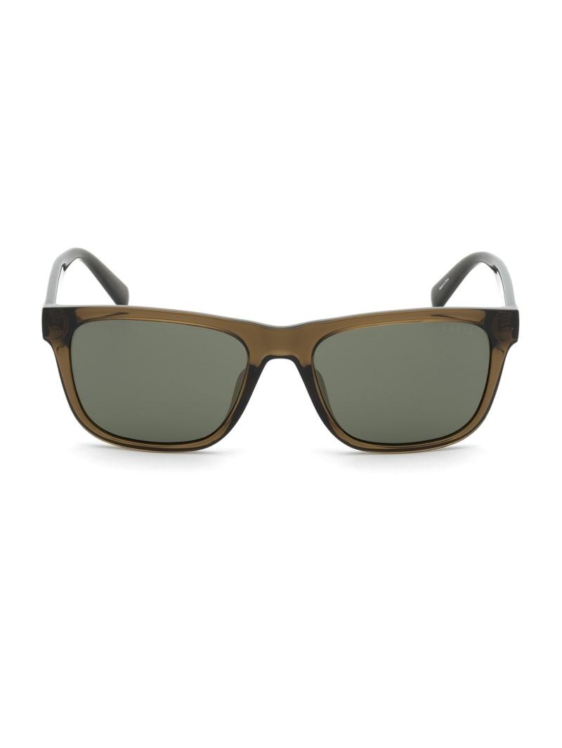 Barry Rectangular Sunglasses