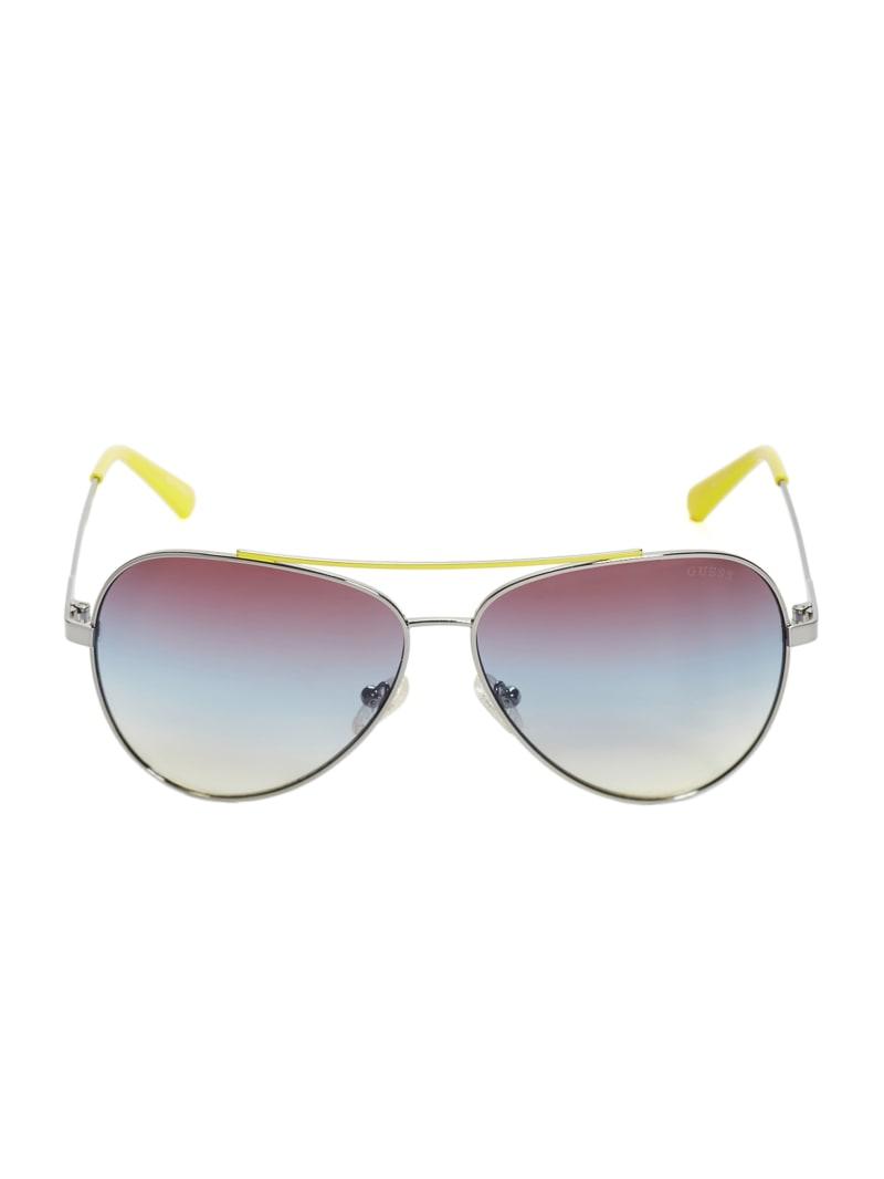 David Wire Aviator Sunglasses