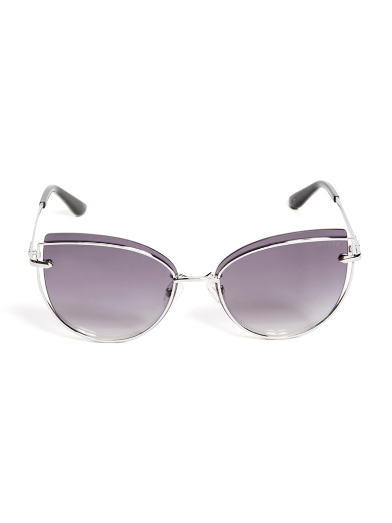 Wired Cat Eye Sunglasses