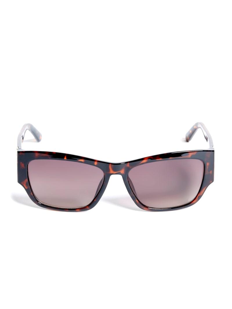 Jenn Rectangle Statement Sunglasses