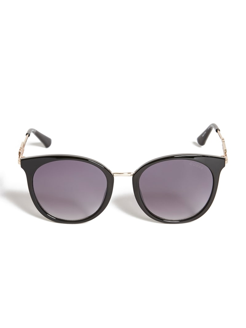 Zora Round Cat Eye Sunglasses