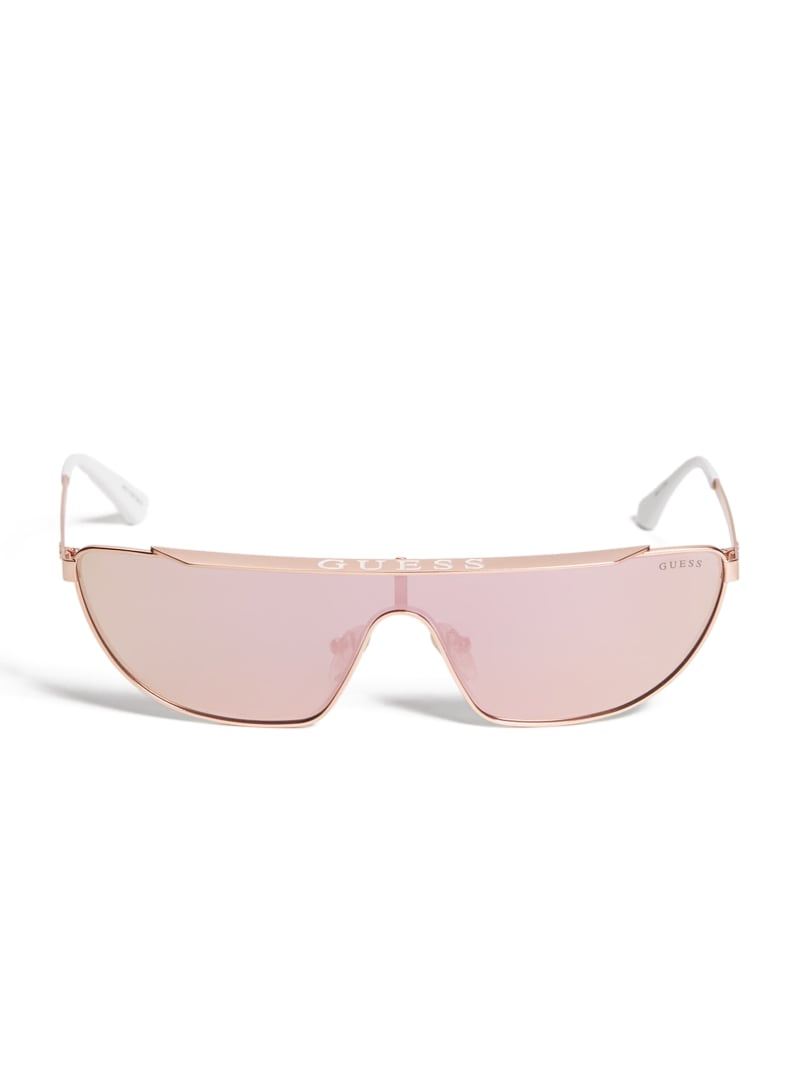 Small Shield Visor Sunglasses