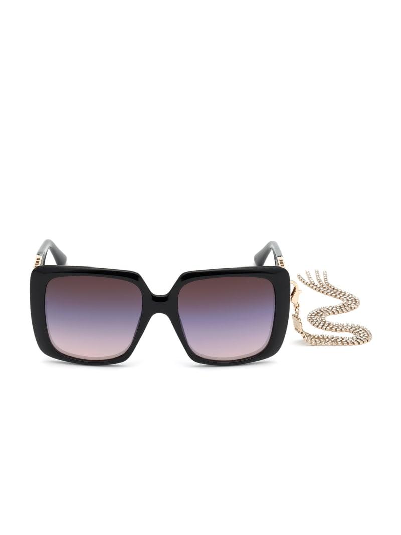 Tassel Square Sunglasses