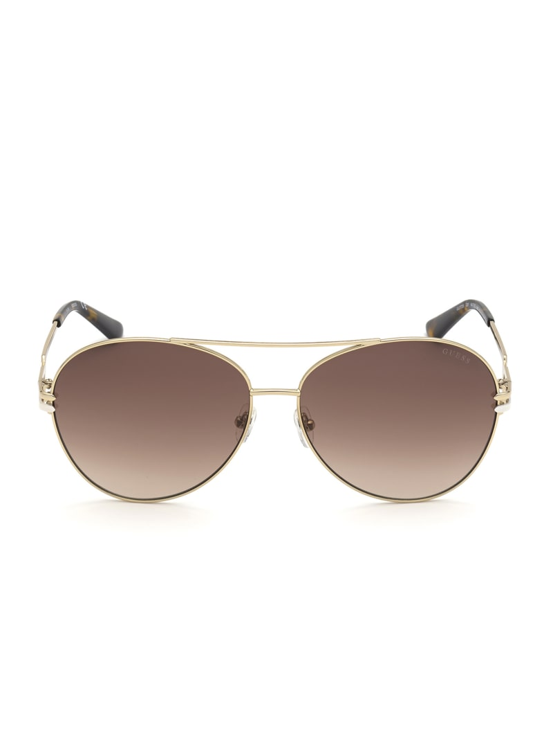 Janet Aviator Sunglasses