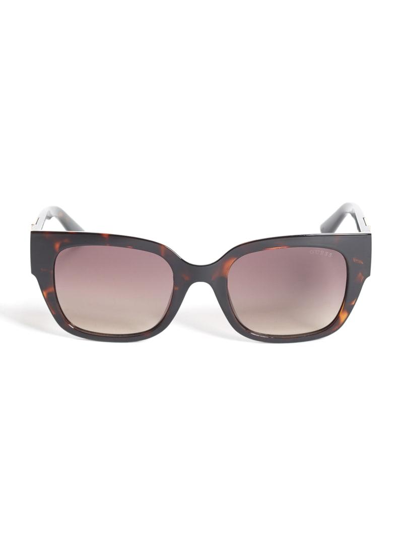 Tortoise Square Sunglasses