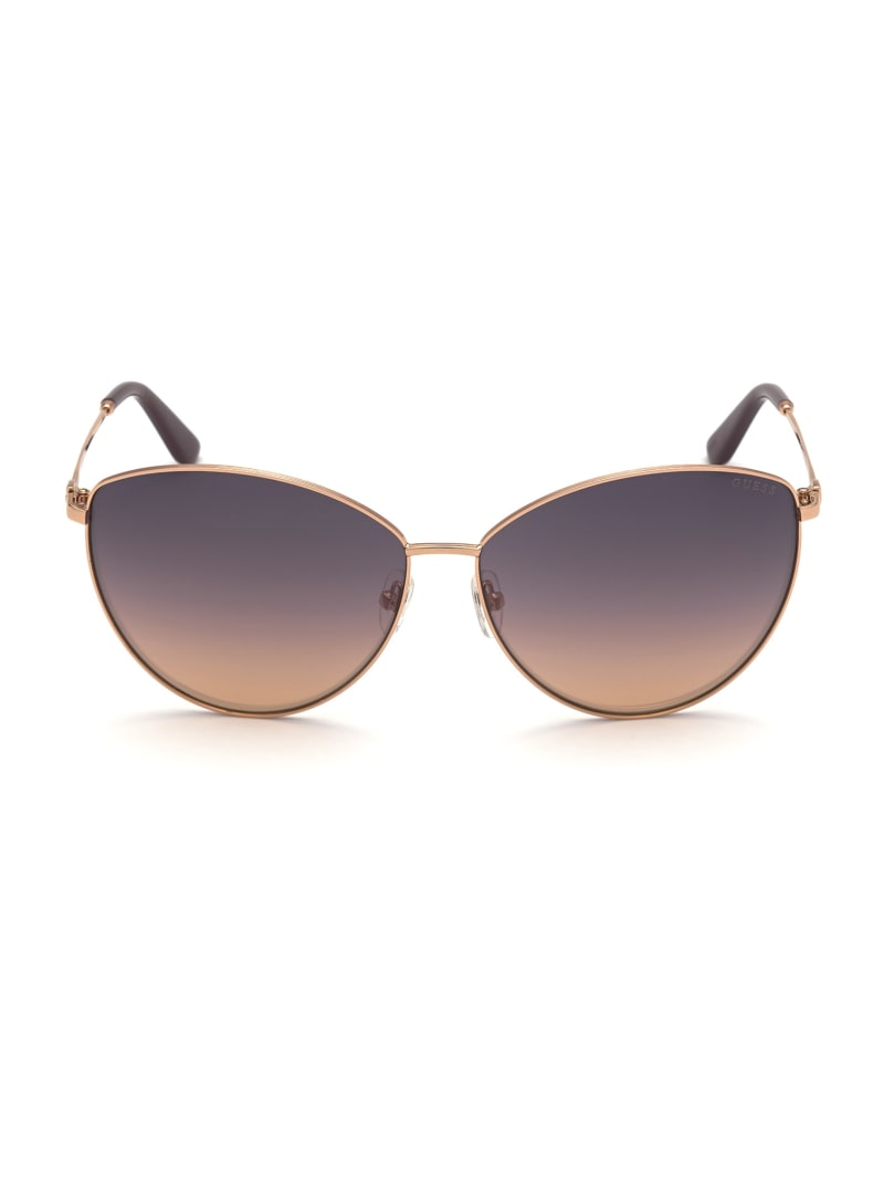 Nina Cat-Eye Sunglasses