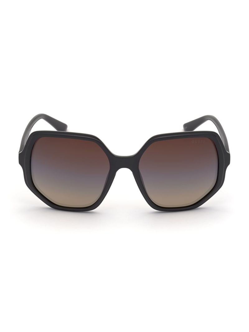 Geometric Square Sunglasses