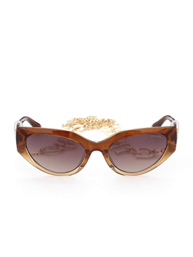 Giselle Cat-Eye Sunglasses