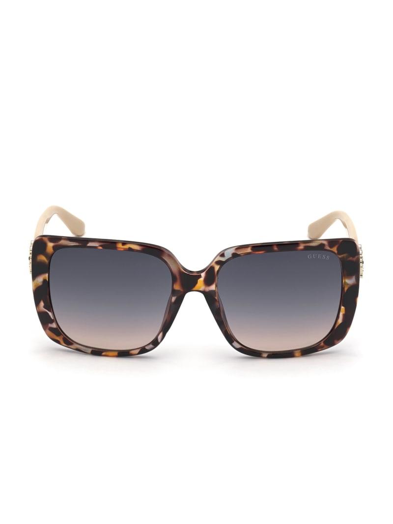 Nelly Oversized Square Sunglasses