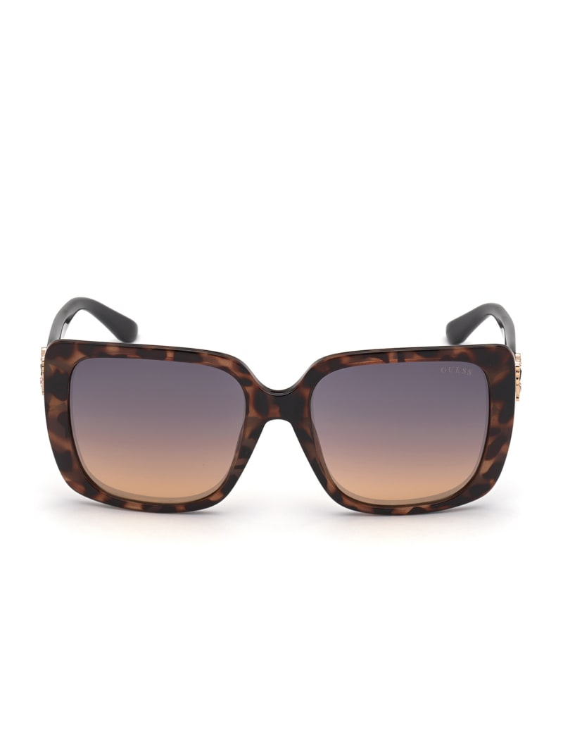 Nelly Oversized Square Sunglasses