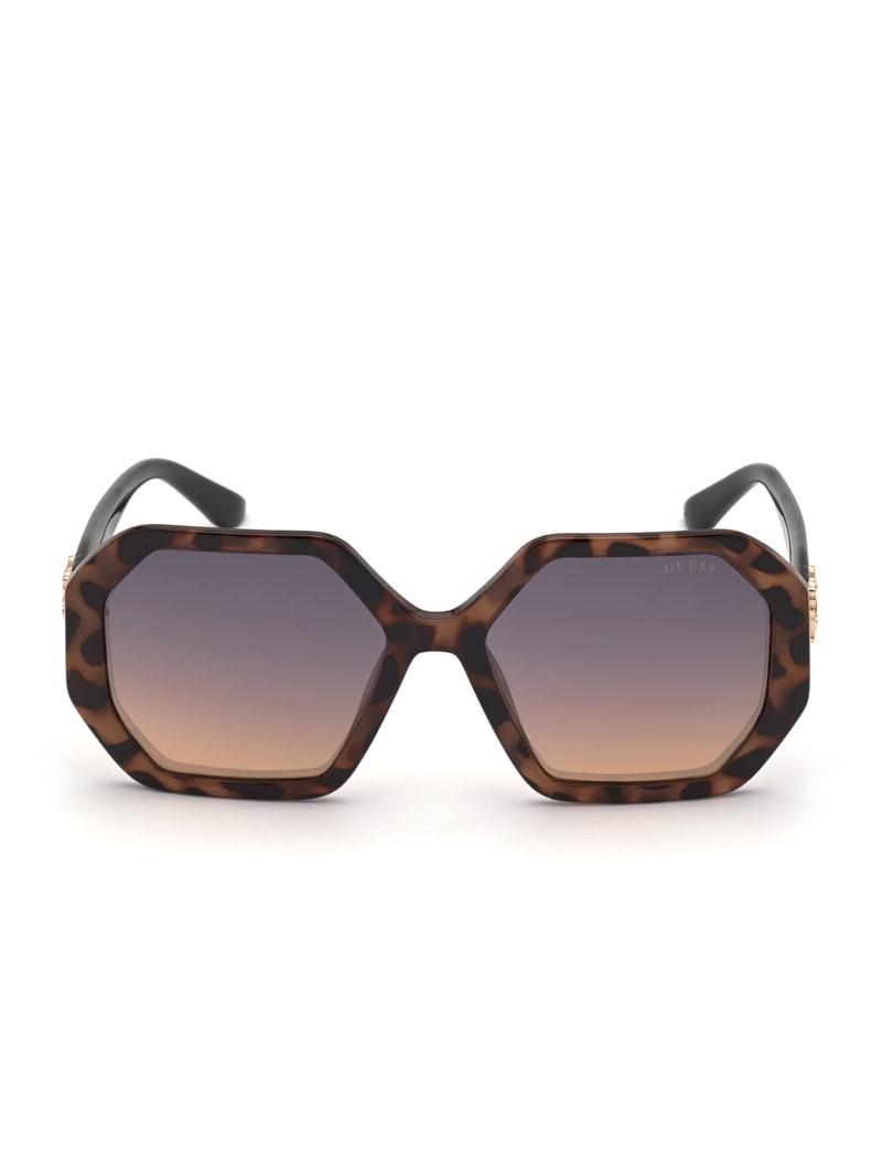 Larissa Geometric Sunglasses