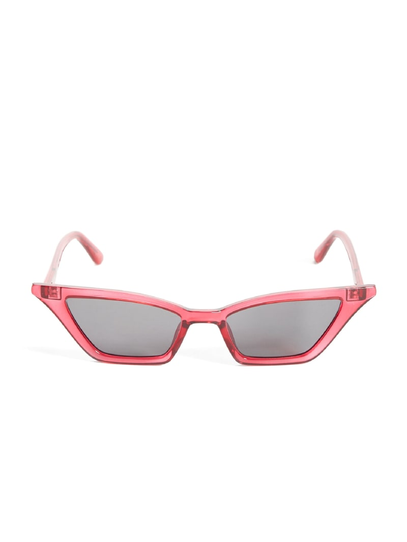 GUESS Originals Pointed Cat-Eye Sunglasses