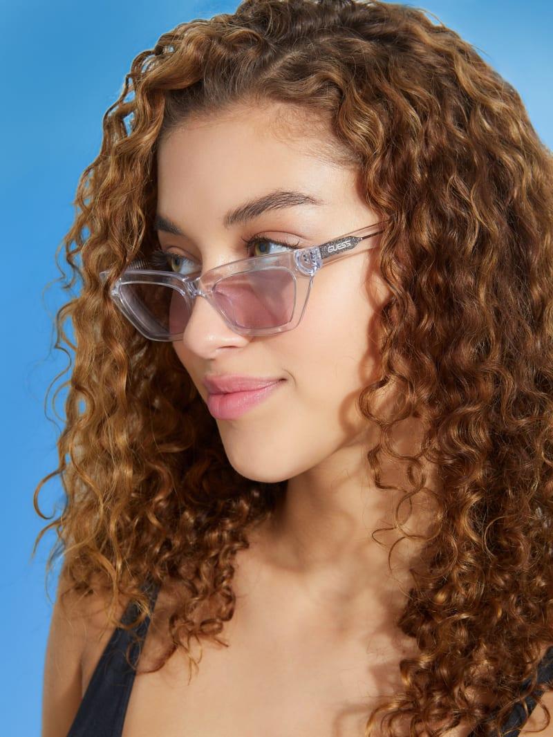 GUESS x J Balvin Cateye Sunglasses