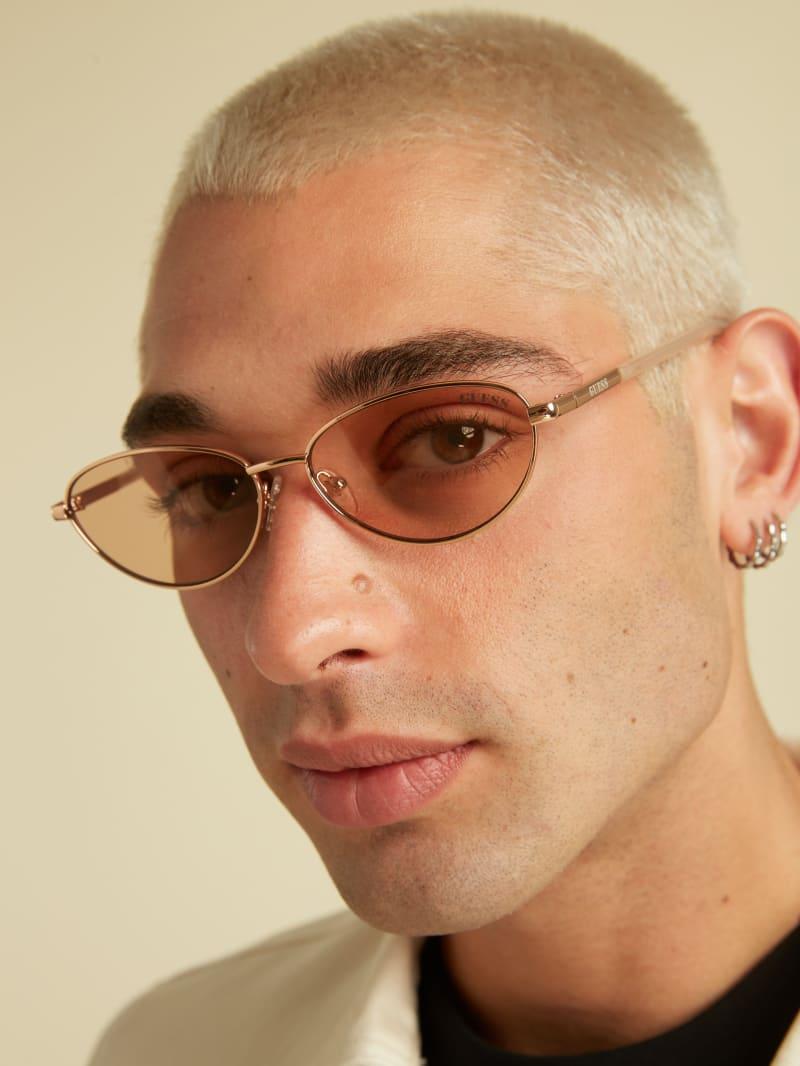 GUESS Originals Oval Sunglasses