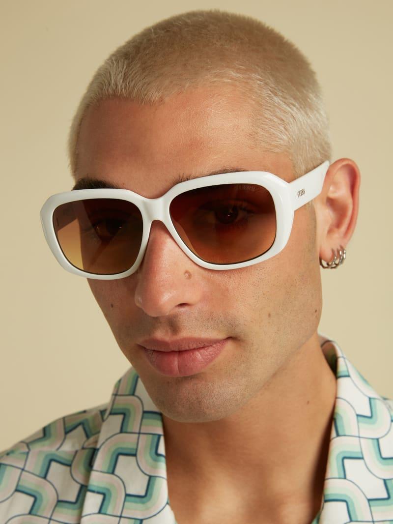 GUESS Originals Oversized Square Sunglasses