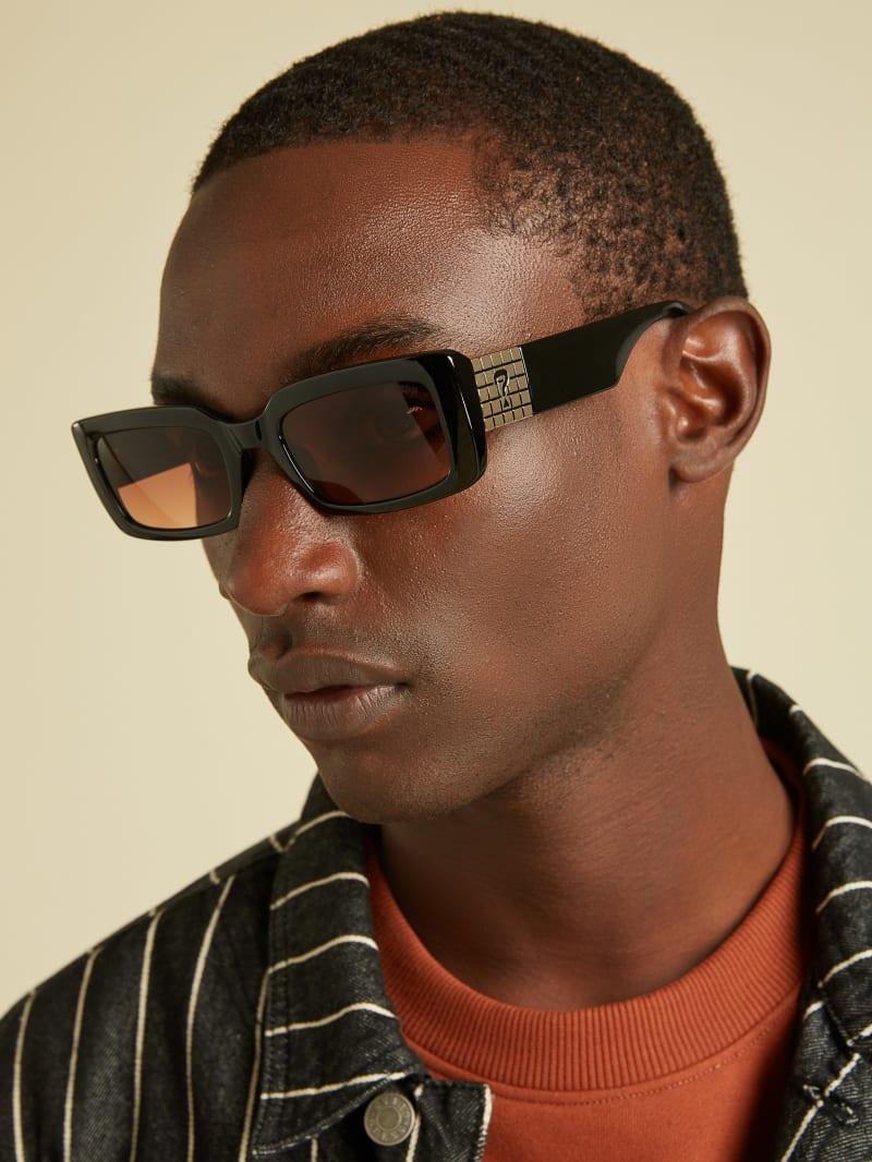 GUESS Originals Rectangular Sunglasses