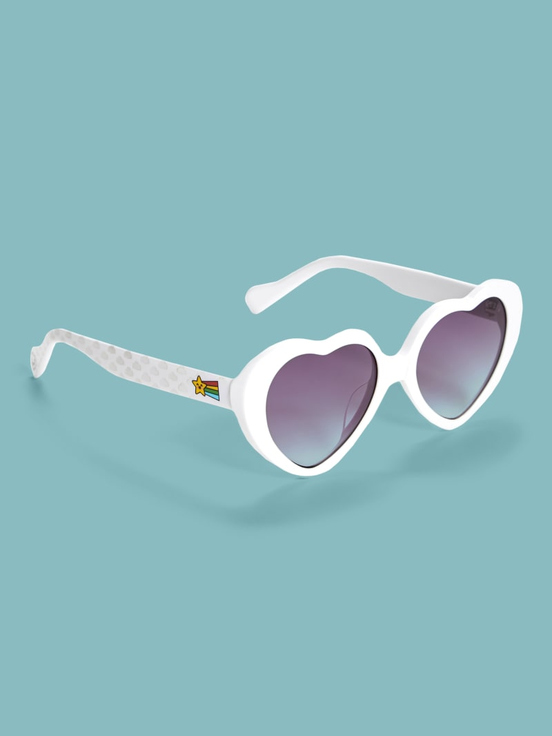 FriendsWithYou Heart Sunglasses