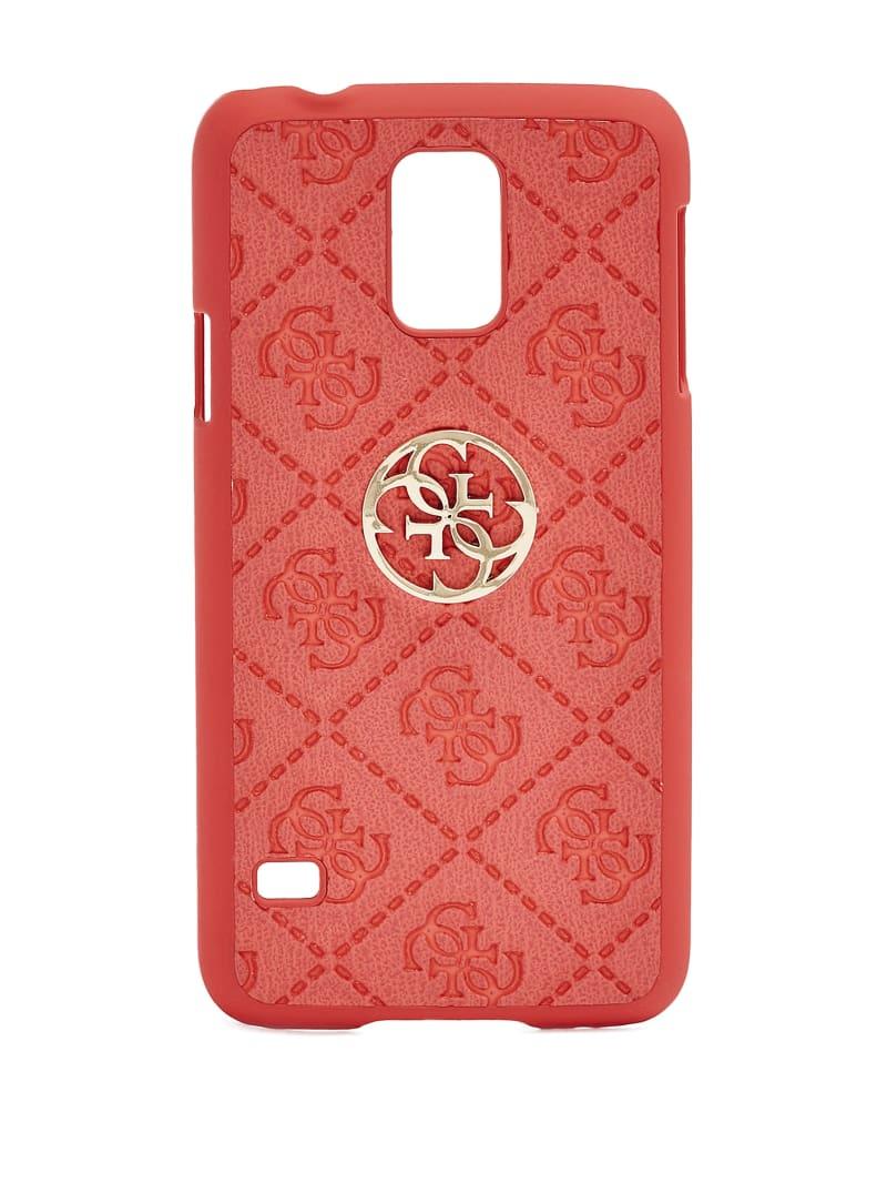 Red La Vida Logo Galaxy S5 Case