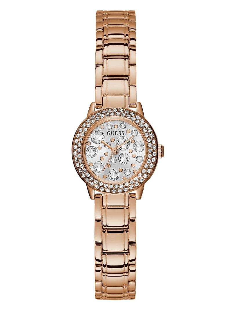Rose Gold-Tone Analog Watch