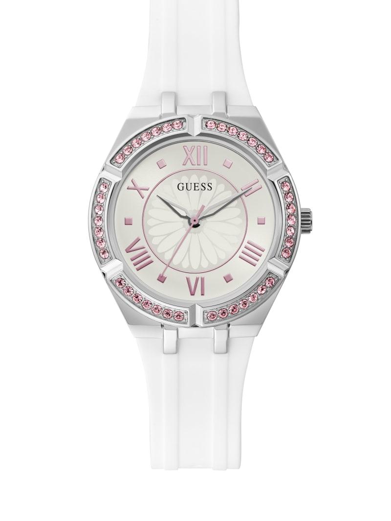 Sparkling Pink Analog Watch