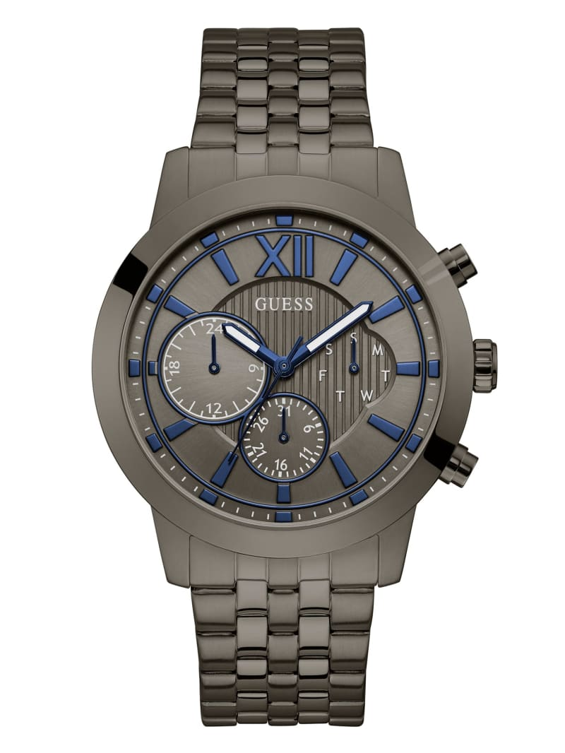 Gunmetal Multifunction Watch