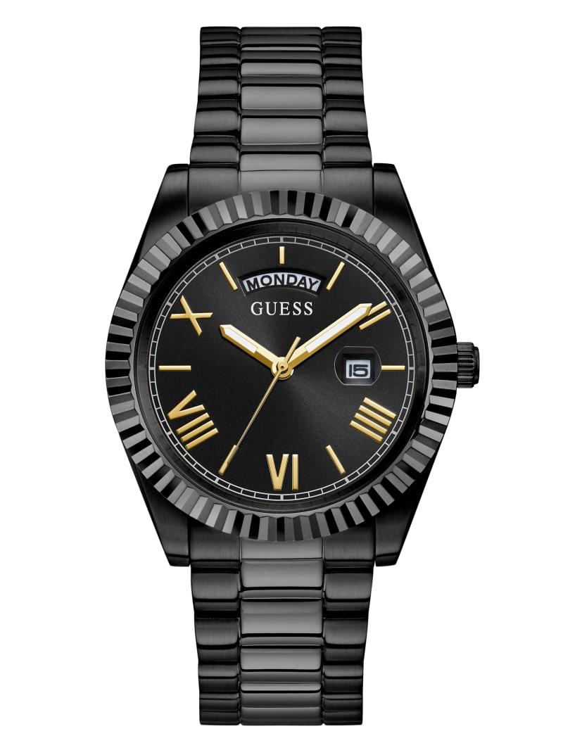 Connoisseur Black Analog Watch
