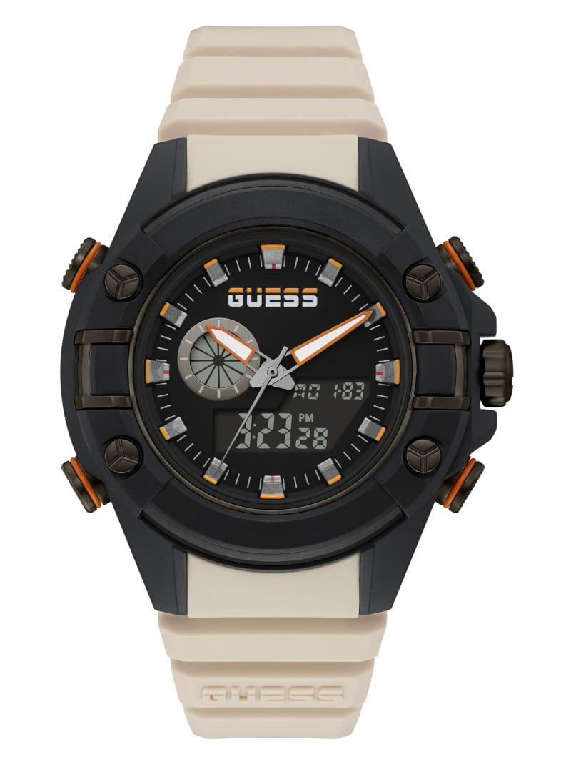 G Force Beige Digital Watch