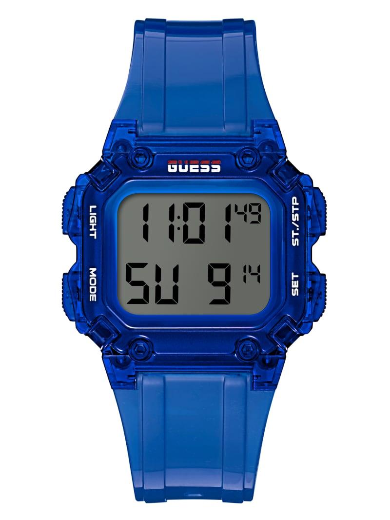 Stealth Blue Digital Watch