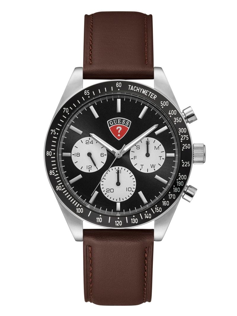 Enterprise Silver-Tone Multifunction Watch