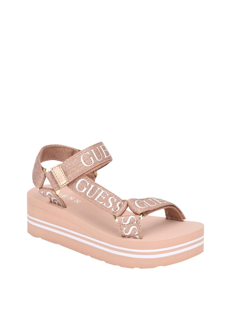 Avin Platform Sport Sandals