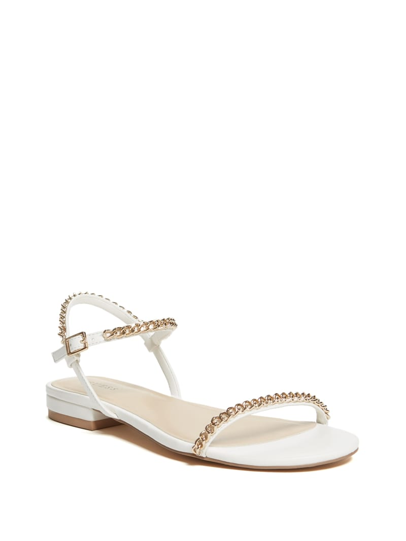 Axis Chain Sandals