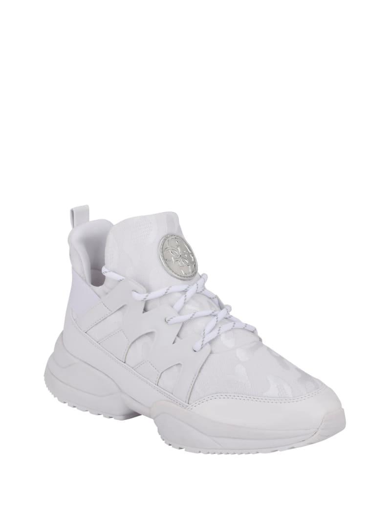 Baileen Logo Knit Sneakers